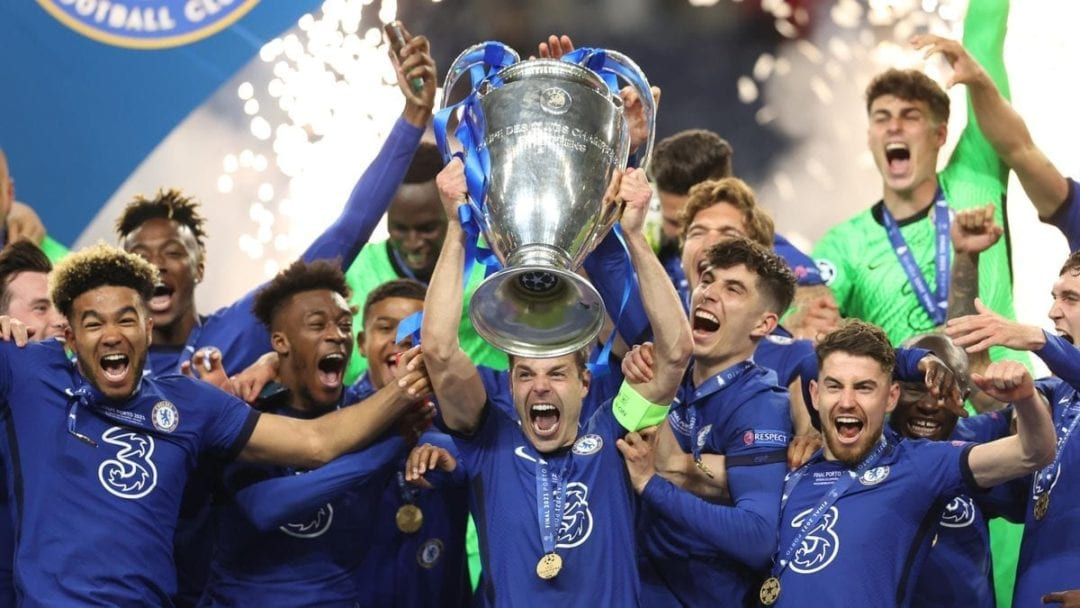 Chelsea crowned the champions of Europe, Champions league final 2021 HalfofThe