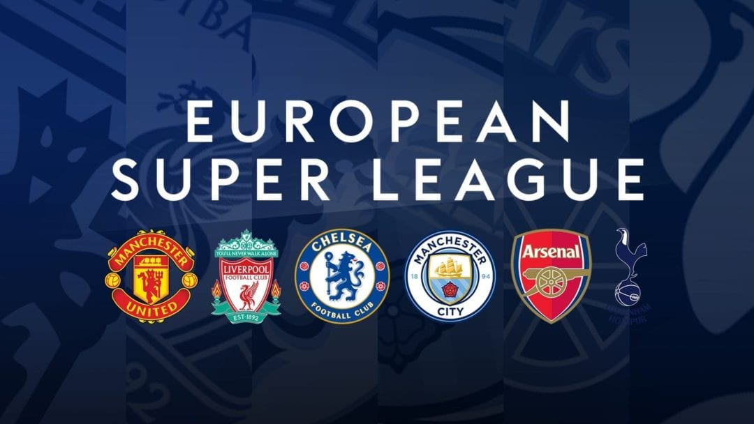 1 Month after the European super league HalfofThe