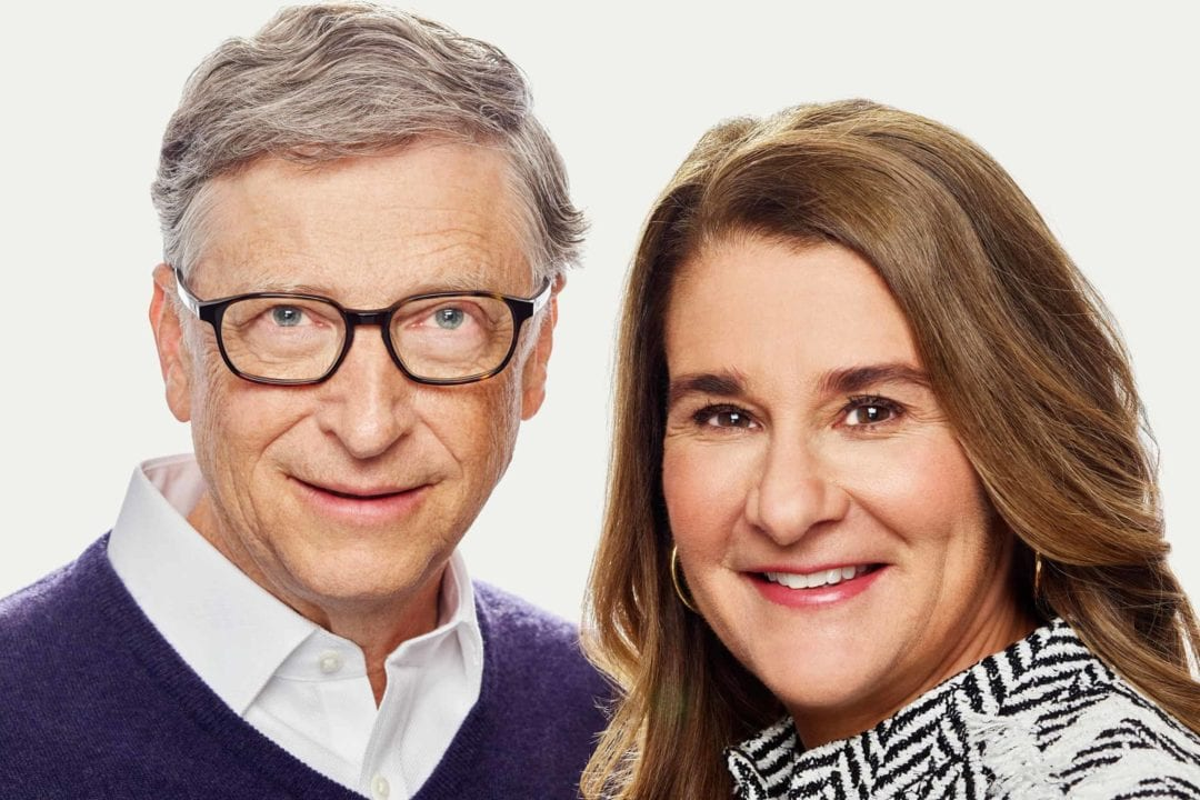 What happens to Bill Gates and Melinda after separation? HalfofThe