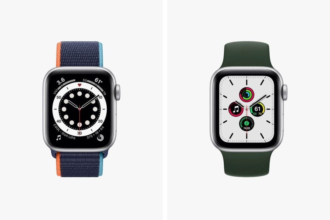 Apple Watch Series 6 and SE a quick comparison HalfofThe