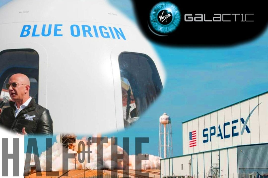Space Tourism: Here's all you need to know about it HalfofThe