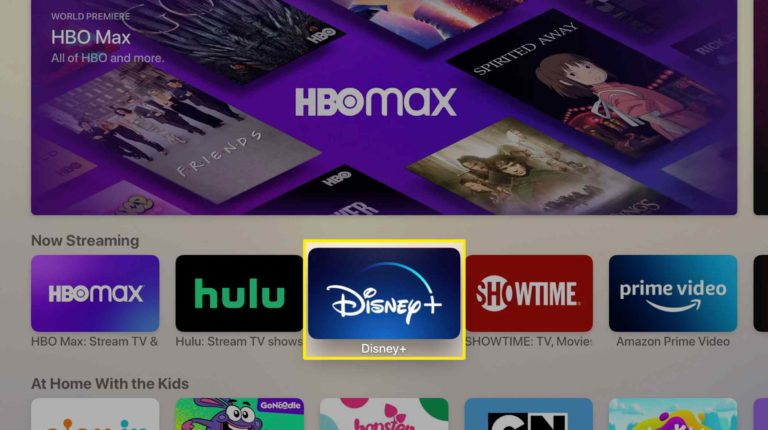 How to install Disney Plus on Apple TV - A quick guide HalfofThe